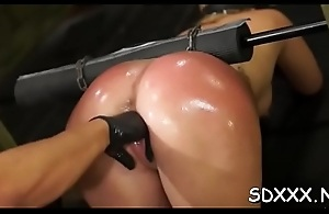 Rough sex treatment for gorgeos pamper with huge titties