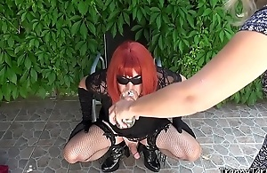 Mistress fucks and punishes T-Girls in 2018