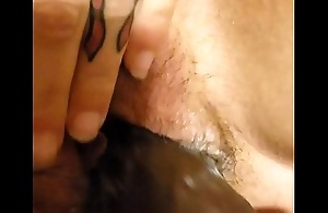 Amateur wife squirts on big bbc