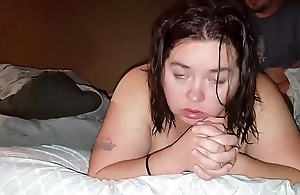 Sexy BBW and Her Orgasm Faces